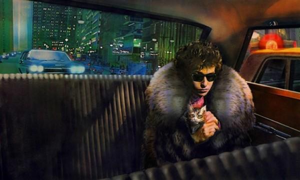 Bob Dylan by Guy Peelleart