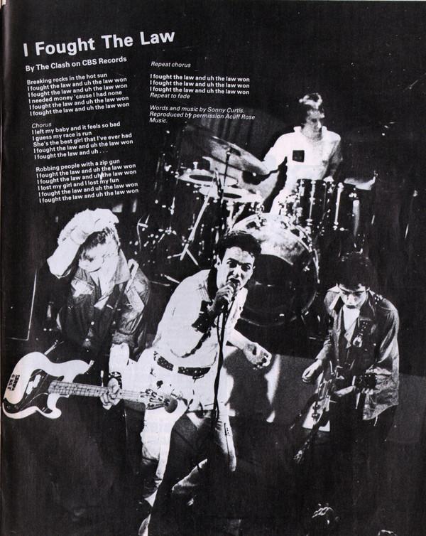 The Clash 40ff4253