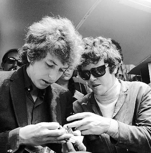 Bob Dylan & Donovan