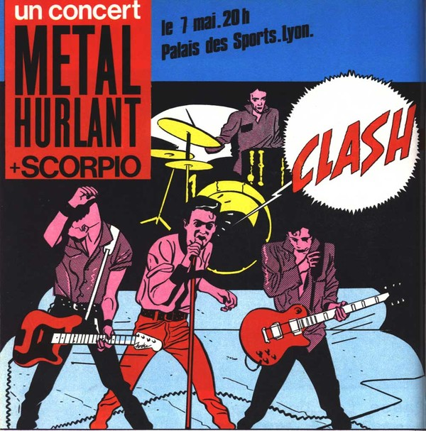 The Clash 5e1ea5b2