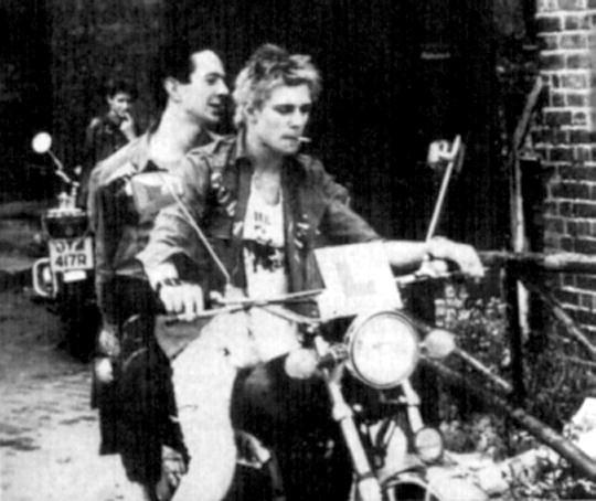 The Clash B1814916