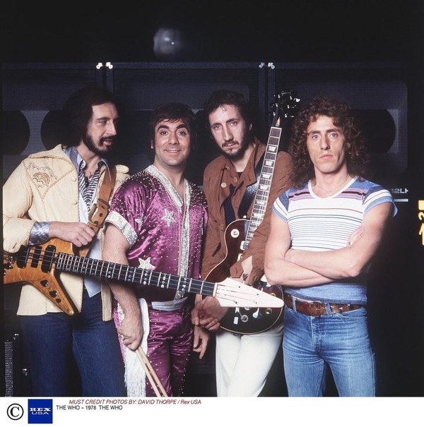 The Who D0477235