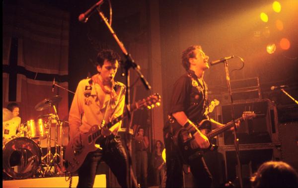 The Clash D2d29970