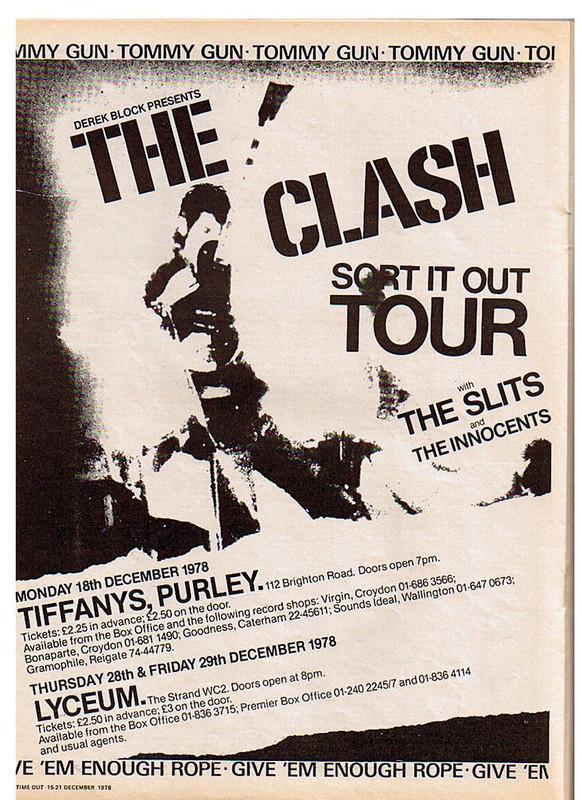 The Clash F18511a2
